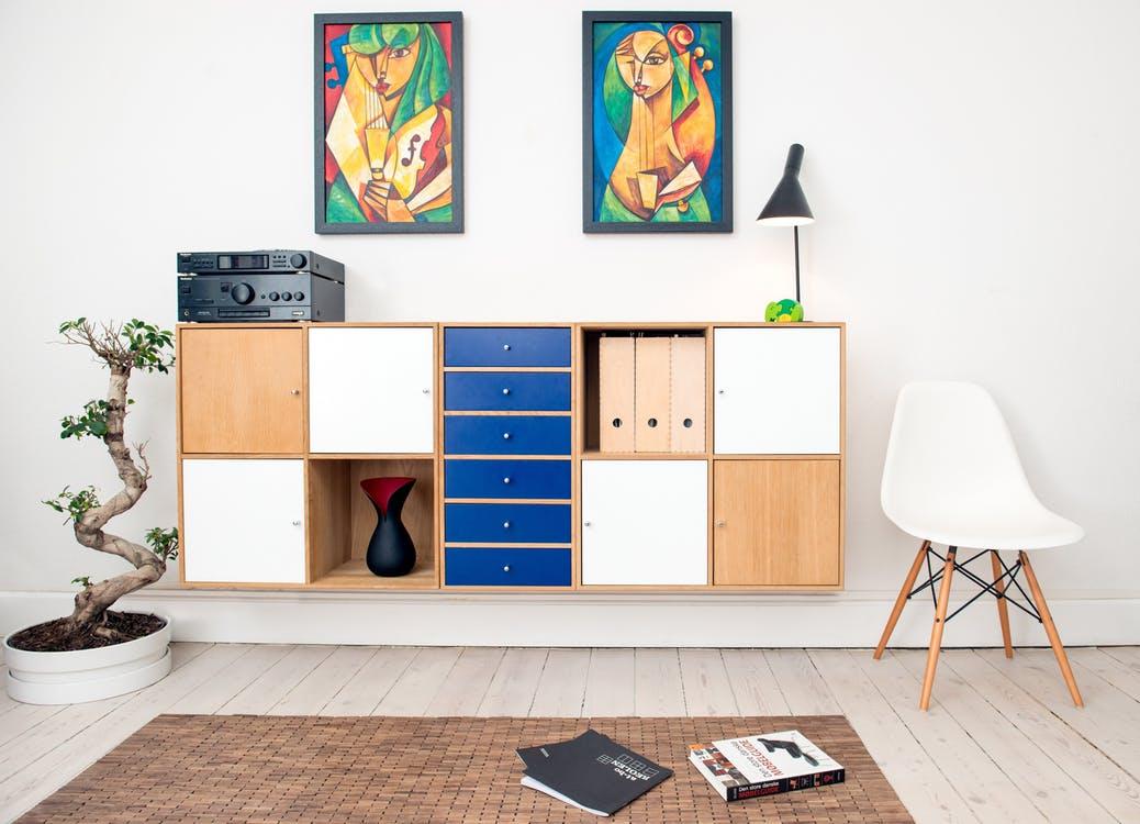 Hvordan placerer du dine møbler?