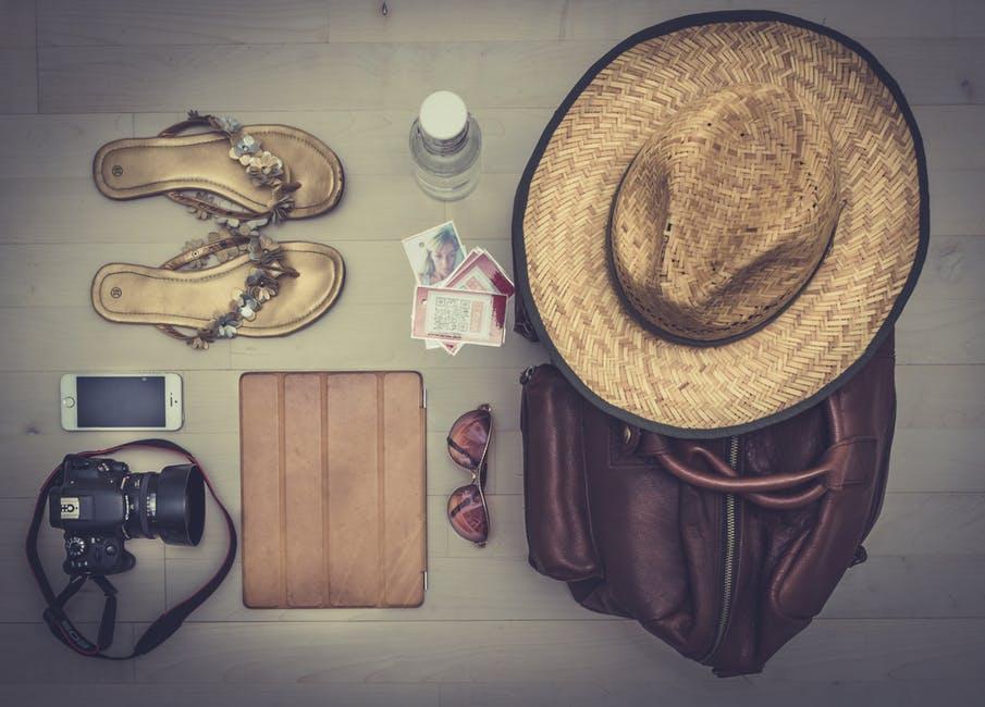 Pak til din backpacker rejse